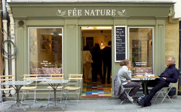Fée Nature - 69, rue d'Argout 75002 Paris