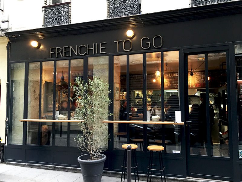 Frenchie To Go - 9 rue du Nil 75002 ©TendanceFood.com