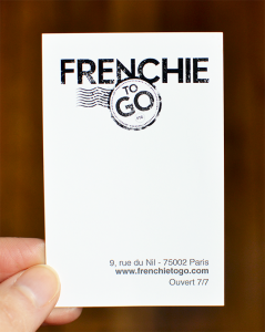 Frenchie To Go  ©TendanceFood.com