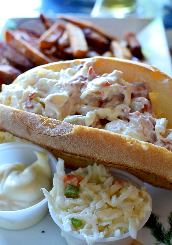 Lobster Roll ©TendanceFood.com