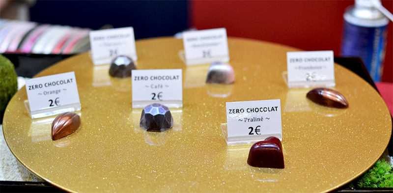 Chocolate Shop - Salon du Chocolat 2015 ©TendanceFood.com