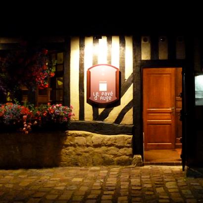 Restaurant Le Pavé d'Auge