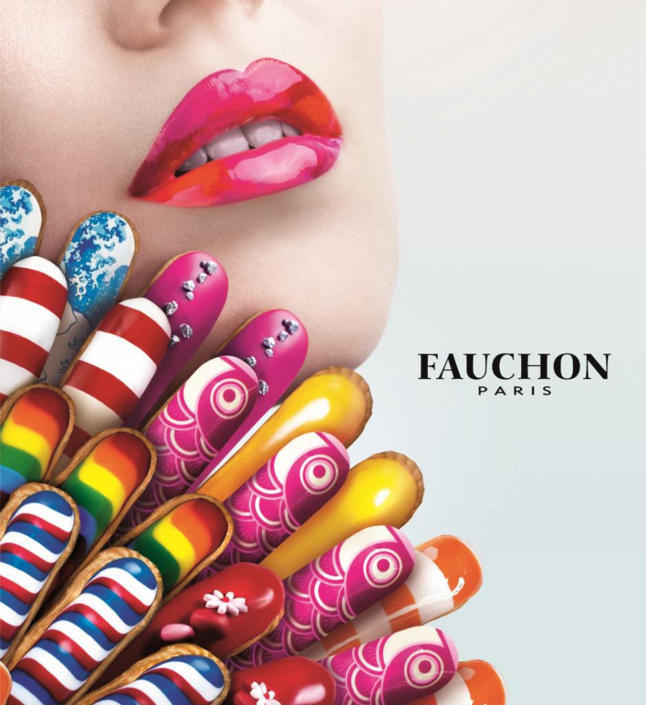 Eclair Week 2014 Fauchon