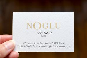 Carte de visite NoGlu