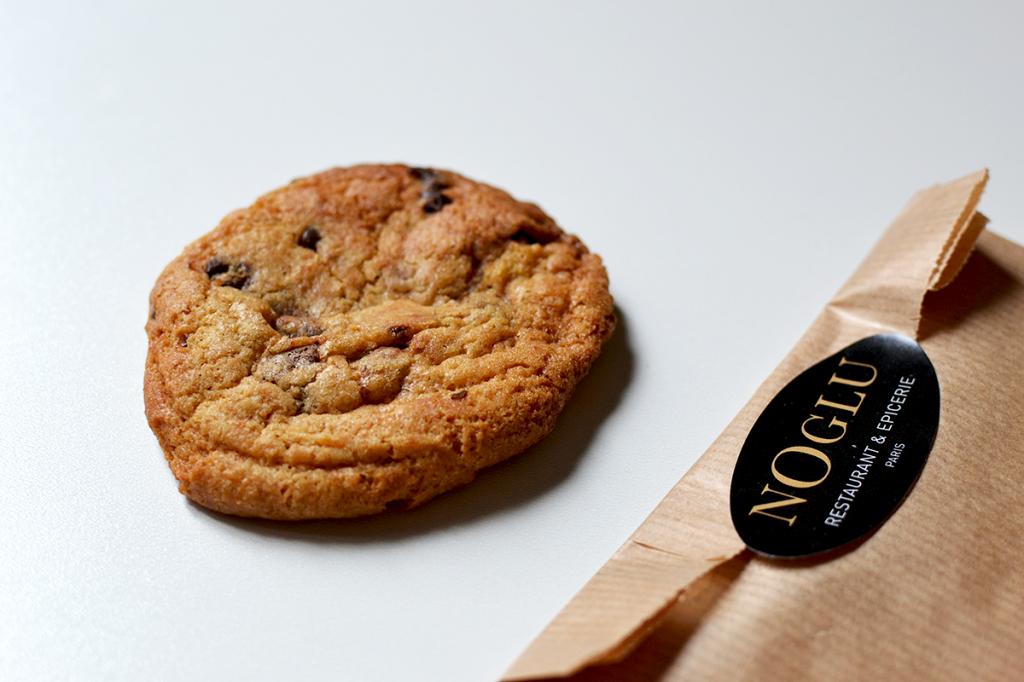 Cookie aux pépites de chocolat - NoGlu