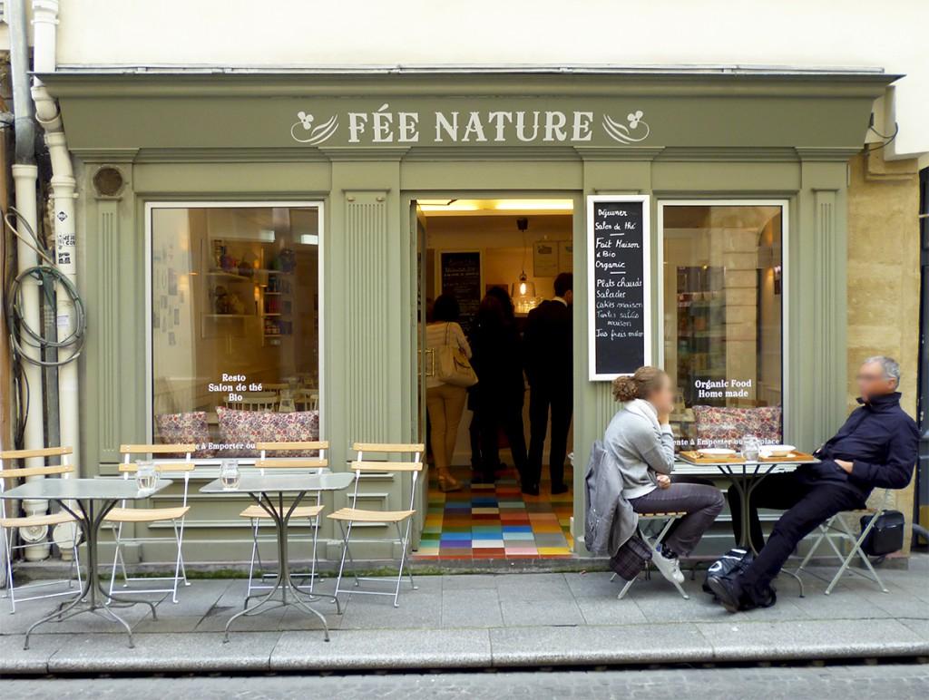 Fée Nature - 69, rue d'Argout 75002 Paris