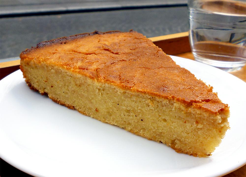 Gâteau aux poires - Fée Nature