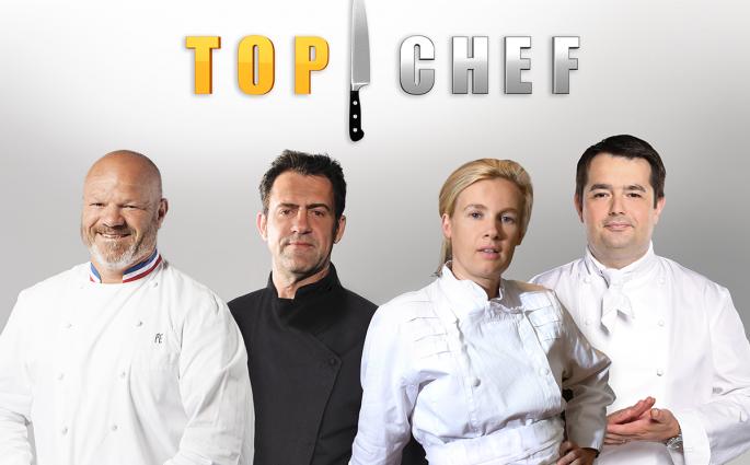 Jury Top Chef - Crédit photo : F FERVILLE/JJ GELBART/P Caron/Corbis/PIERRE OLIVIER/M6