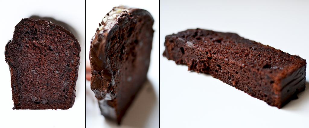 Cake au chocolat - NoGlu