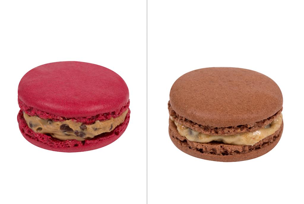 Macarons Pharrell Williams - Colette et Ladurée ©Ladurée