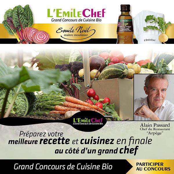 Concours L'Émile Chef 2014