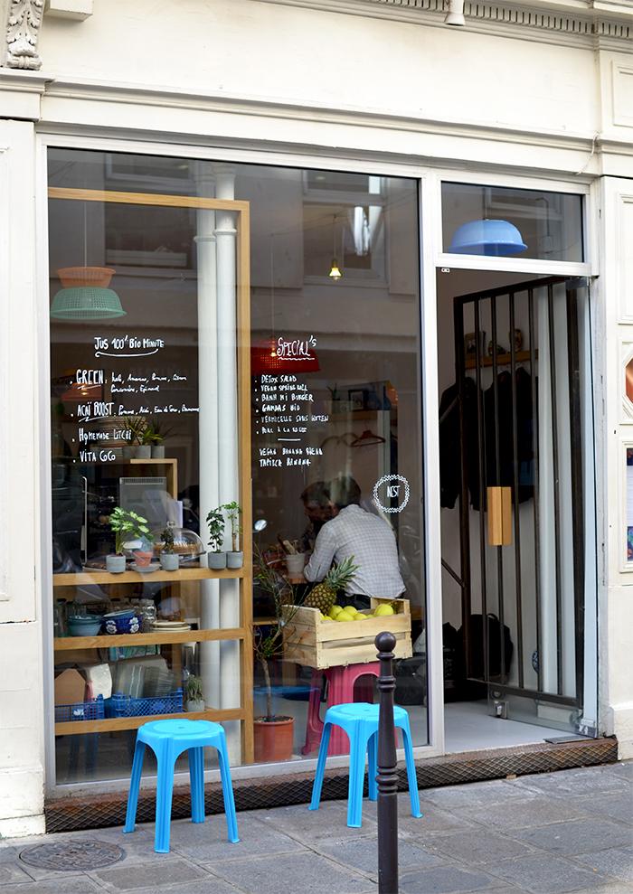 Nest - 9 rue Villedo 75001