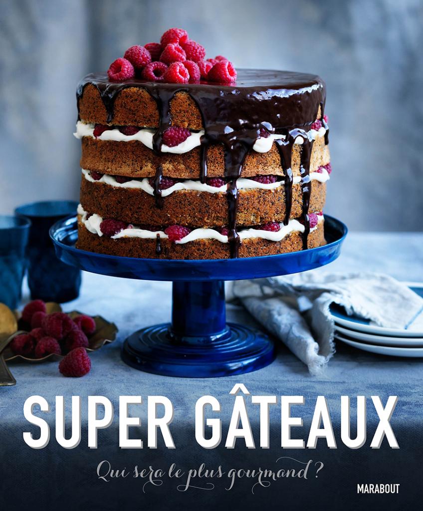 Super Gâteaux - Editions Marabout