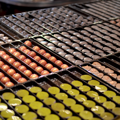 Chocolats Chapon - Salon du Chocolat 2014 © Tendance Food