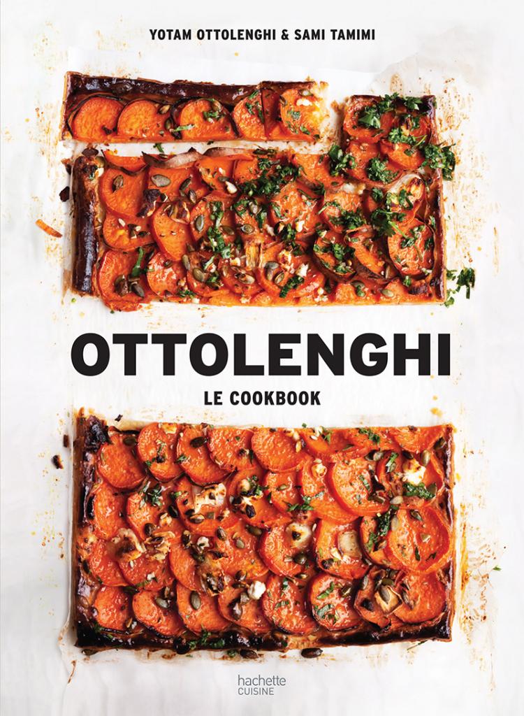 Ottolenghi, le Cookbook, de Yotam Ottolenghi et Sami Tamimi – Hachette Cuisine