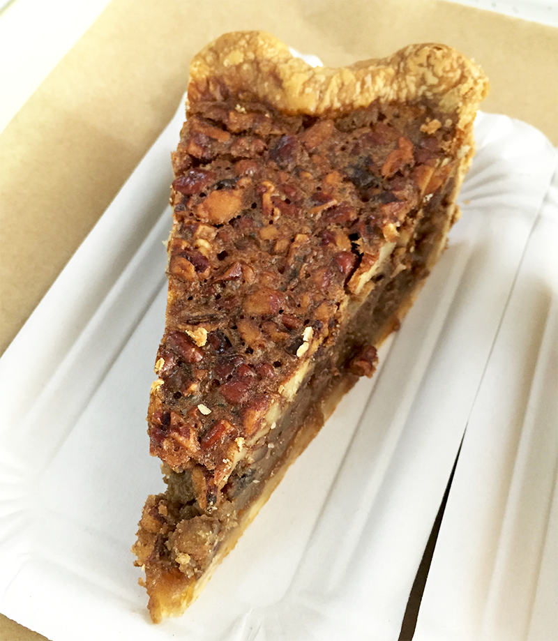 Pecan Pie - Bob's bake shop  © Tendance Food