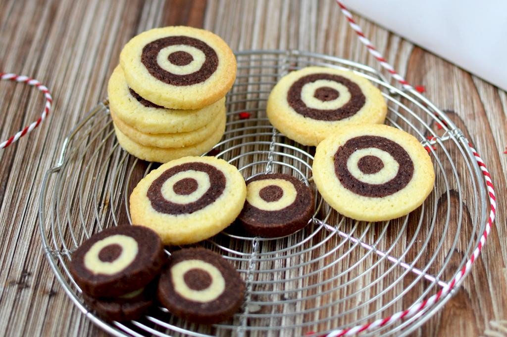 Sablés au beurre et au chocolat © Tendance Food