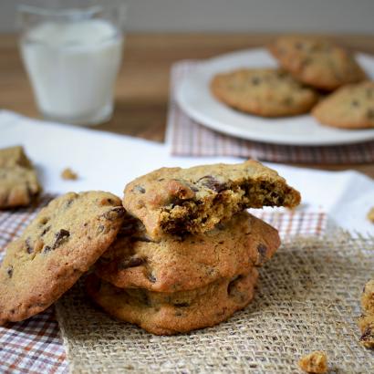Cookies moelleux au chocolat © Tendance Food