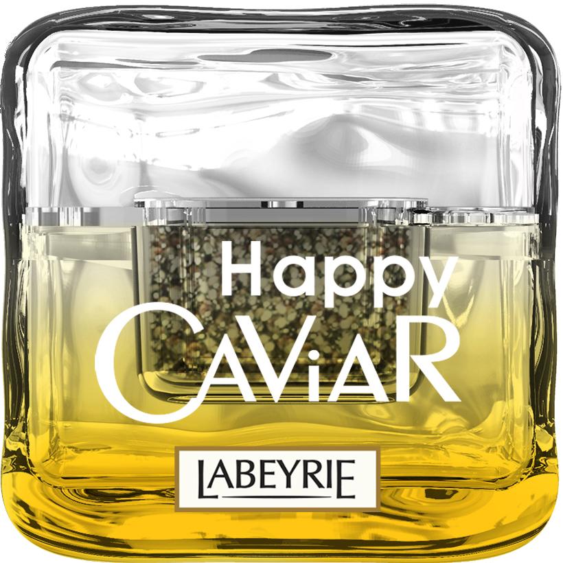 Happy Caviar - Labeyrie -  En exclusivité au Monoprix
