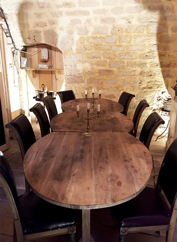 Ancienne Maison Gradelle  © Tendance Food