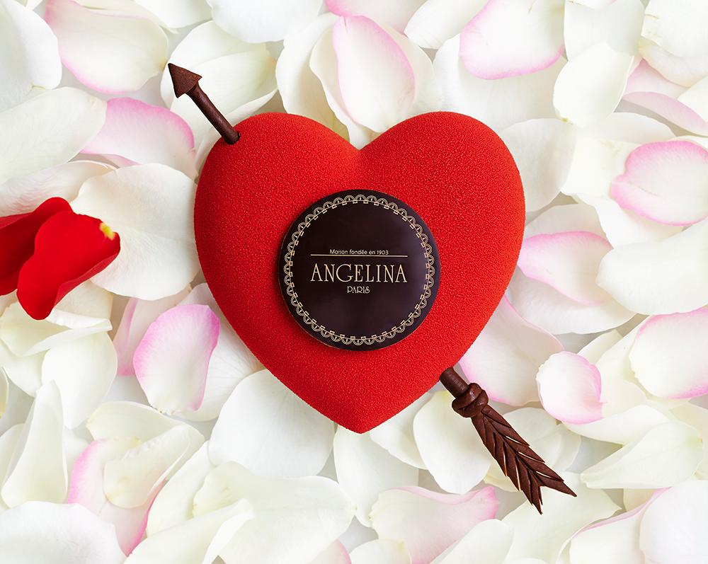 Coeur Passion - Saint Valentin 2015 - Angelina
