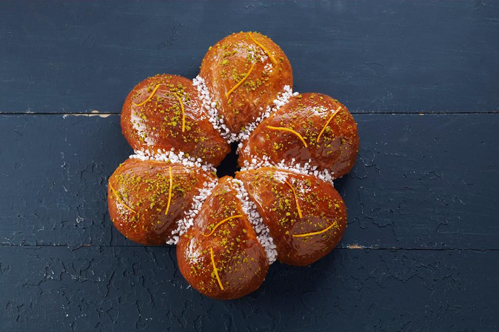 Gâteau des Rois - La Pâtisserie Cyril Lignac