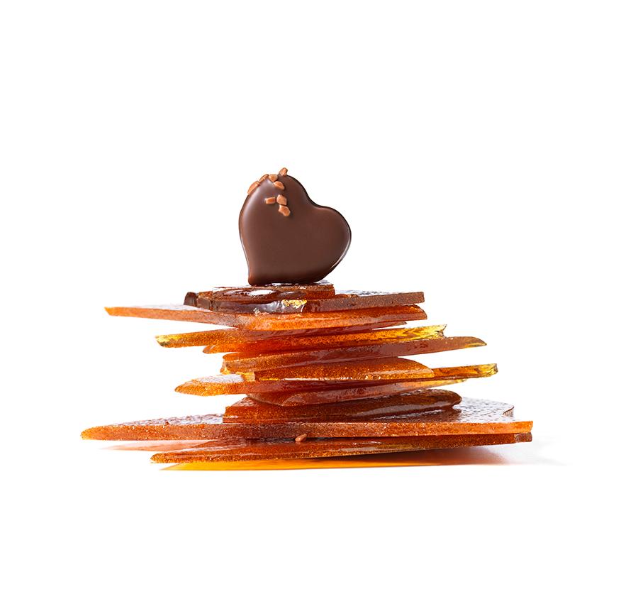 Cœur craquant - Saint Valentin 2015 - La Maison du Chocolat - © Caroline Faccioli