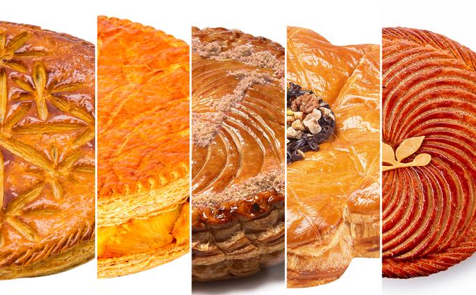 Galettes des Rois 2015 - Tendance Food