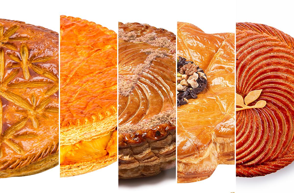 Piphanie les galettes des rois 2015 tendance food - Decor galette des rois ...