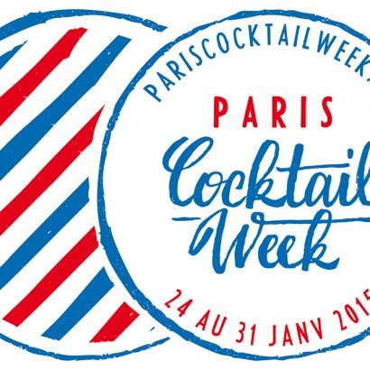 Paris Cocktail Week - du 24 au 31 janvier 2015