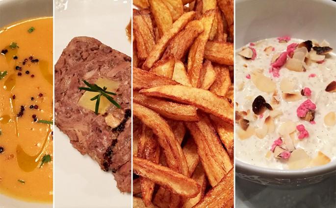 Restaurants archives tendance food for Ancienne maison gradelle