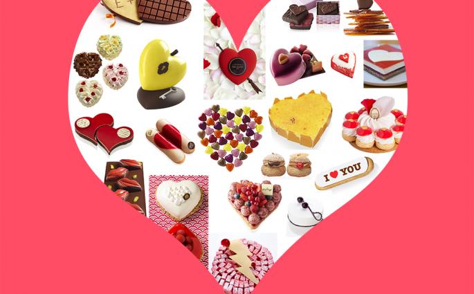 Saint Valentin 2015 : les chocolats et pâtisseries à offrir - tendancefood.com