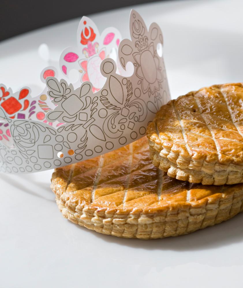 Galette des Rois 2015 - La Pâtisserie des Rêves
