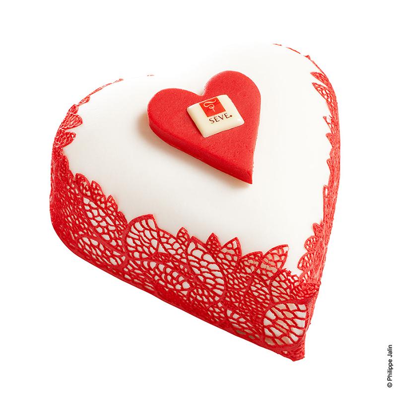 Framboisier - Saint Valentin 2015 - Sève