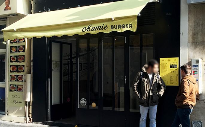 Mamie Burger - 16 rue de la Michodière 75002 Paris ©TendanceFood.com