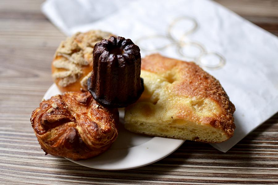 Viennoiseries - Gâteaux Thoumieux © Tendance Food