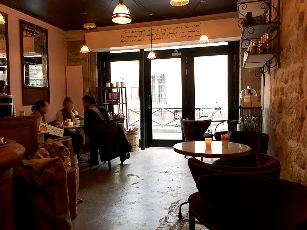 Il Caffé Da Rosa - 15 rue Basfroi 75011 ©TendanceFood.com