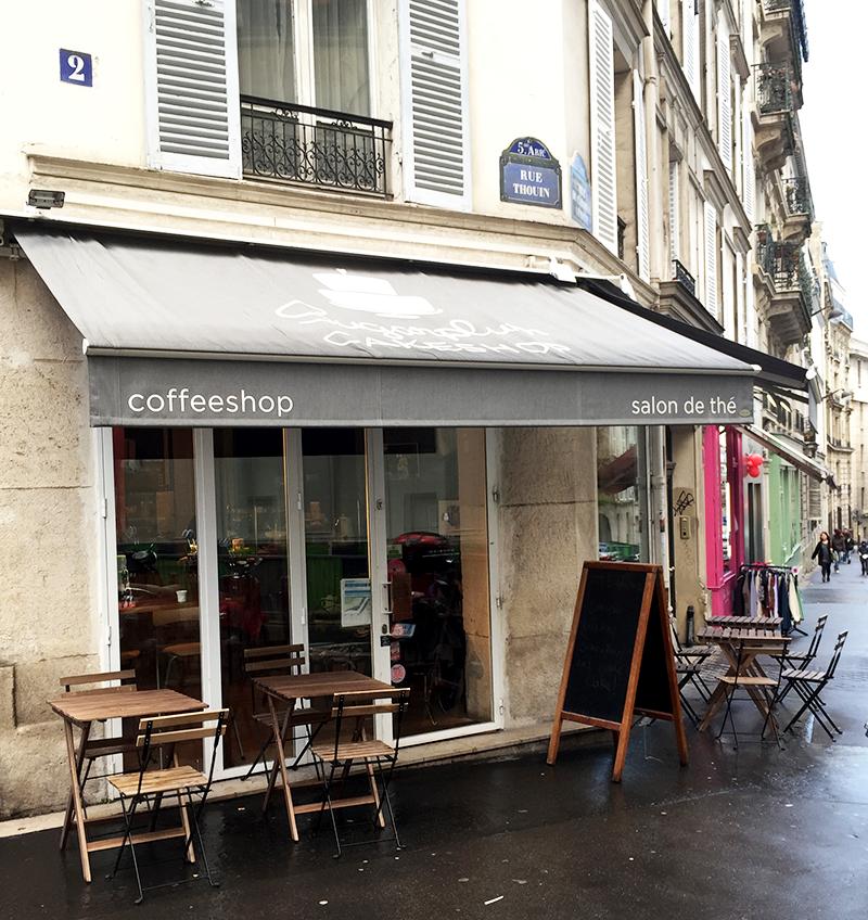 Sugarplum Cake Shop - 68 rue du Cardinal Lemoine 75005 Paris - ©TendanceFood.com