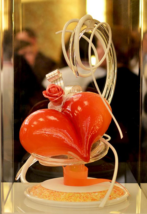 Pièce-bijoux en sucre - Julien Boutonnet  ©TendanceFood.com