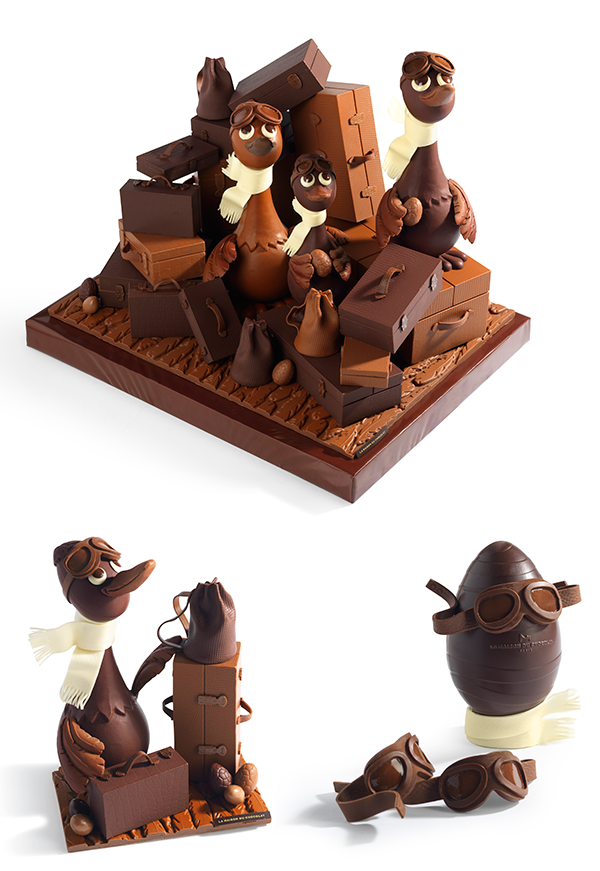 La Maison du Chocolat - Pâques 2015