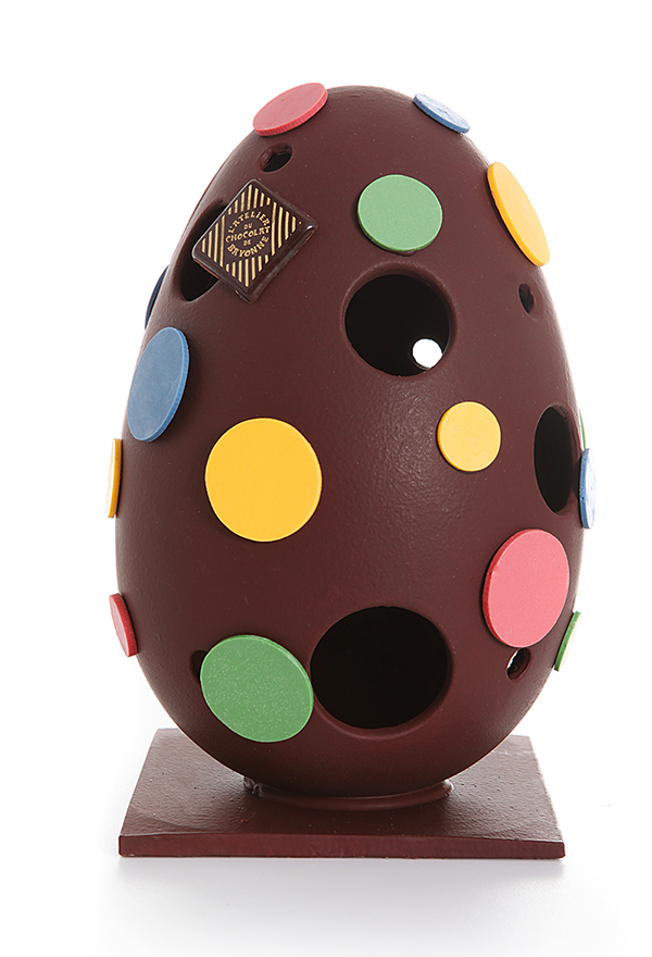 L'Atelier du chocolat - Pâques 2015