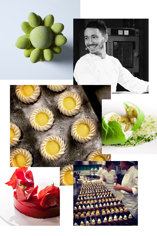 Chef pâtissier Cédric Grolet ©Instagram cedricgrolet