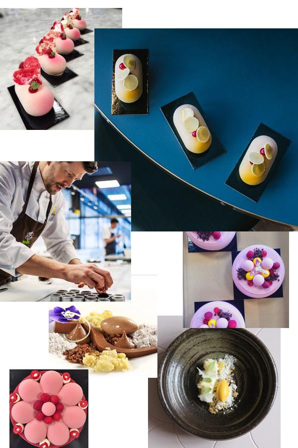 Le chef pâtissier Daniel Roos ©InstagramPastrydesign