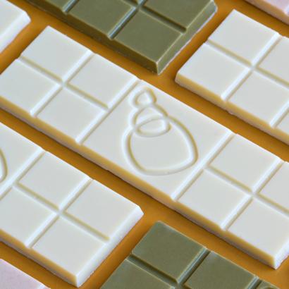 Chocolat blanc de la Pâtisserie des Rêves ©La Pâtisserie des Rêves