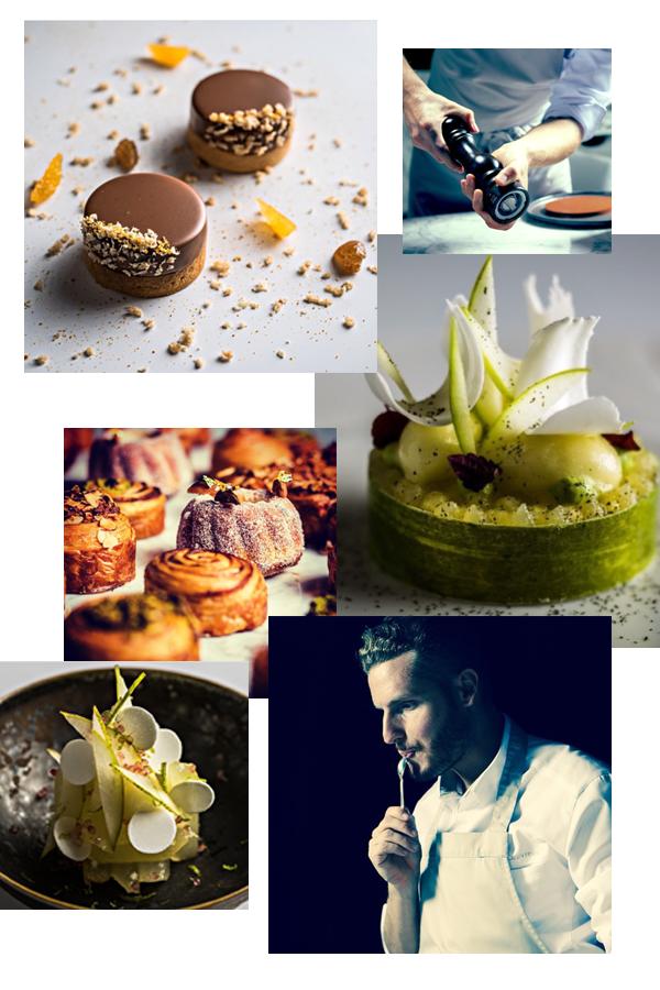 Chef pâtissier Yann Couvreur ©InstagramYannCouvreur