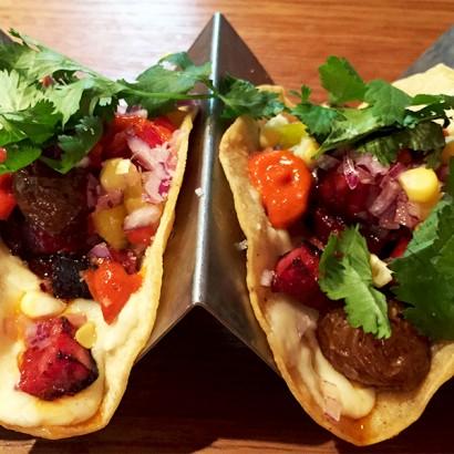 Tacos de chorizo - Luz Verde ©TendanceFood.com