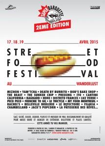 Festival Super Barquette 2015
