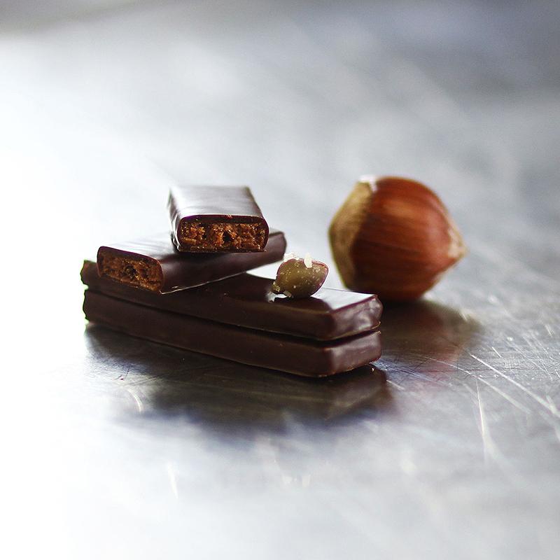 Chocolat au câpres - Jacques Genin © Samantha Montalban