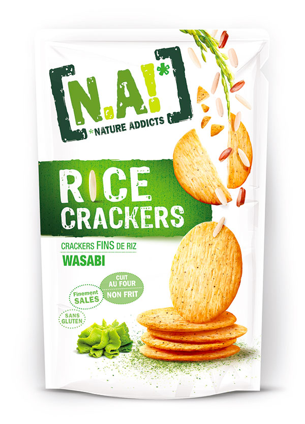 Rice crackers - N.A ! ©N.A !