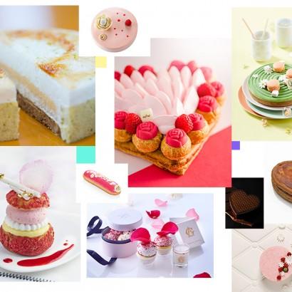 10 pâtisseries à offrir pour la fête des mères 2015